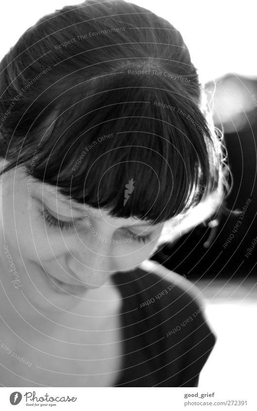 sonne im haar Mensch Frau Jugendliche Ferien & Urlaub & Reisen schön Sommer Sonne Erwachsene Gesicht feminin Herbst Frühling Haare & Frisuren Junge Frau Kopf