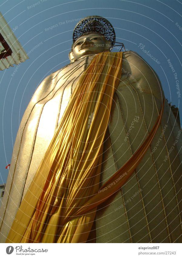 big buddah historisch Thailand Buddhismus Bangkok