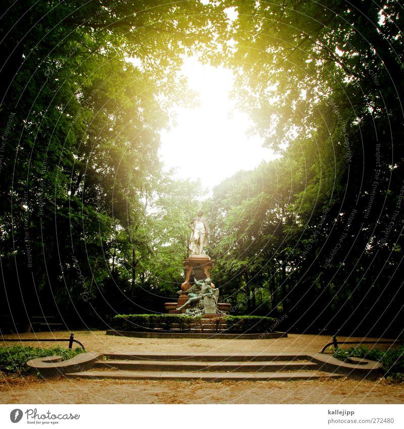 lichtung durch dichtung Mensch maskulin Körper 2 18-30 Jahre Jugendliche Erwachsene Kunst Künstler Kunstwerk Skulptur Architektur Kultur Hauptstadt Treppe