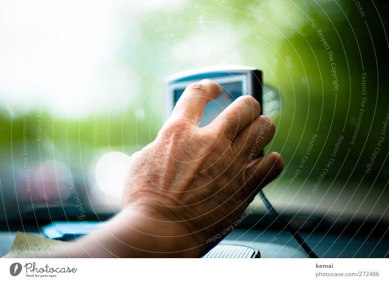 AST5 | Finde den Weg Ferien & Urlaub & Reisen Tourismus Ausflug Autofahren Navigationssystem Technik & Technologie Mensch Erwachsene Leben Hand Finger 1