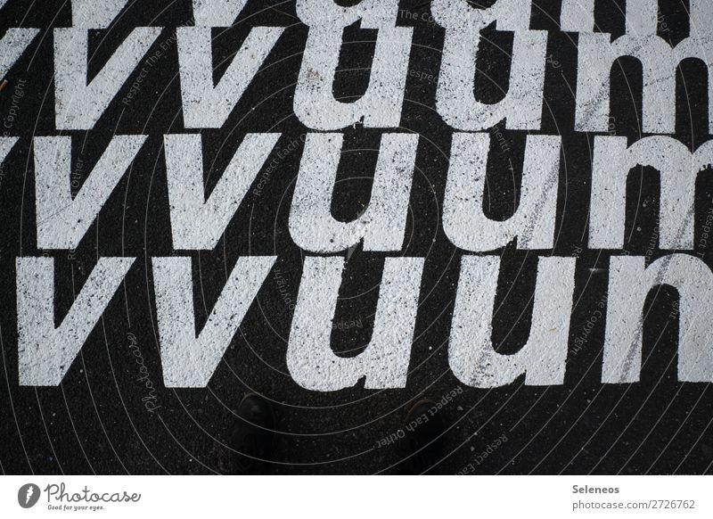 vvvuuuummmmmm Zeichen Schriftzeichen Schilder & Markierungen Hinweisschild Warnschild bedrohlich Schmerz laut Geräusch Krach Farbfoto Außenaufnahme