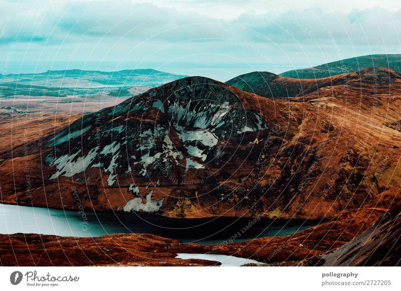 Ireland II Himmel Ferien & Urlaub & Reisen Natur blau schön Wasser Wolken Ferne Berge u. Gebirge Lifestyle Herbst Umwelt Tourismus außergewöhnlich Freiheit