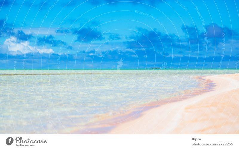 Ferien & Urlaub & Reisen Natur Sommer schön Landschaft Meer Erholung ruhig Strand Lifestyle Küste Tourismus Sand träumen Aussicht Insel
