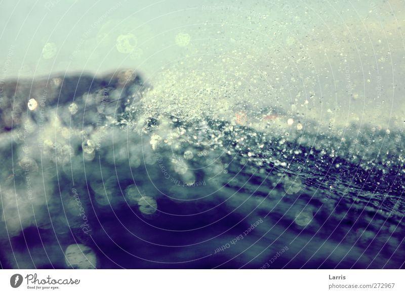 Ocean Waves Natur Wasser Wassertropfen Wind Sturm Meer atmen Schwimmen & Baden entdecken Fitness Tanzen blau grün Wasserspritzer Gischt Nahaufnahme Wellen