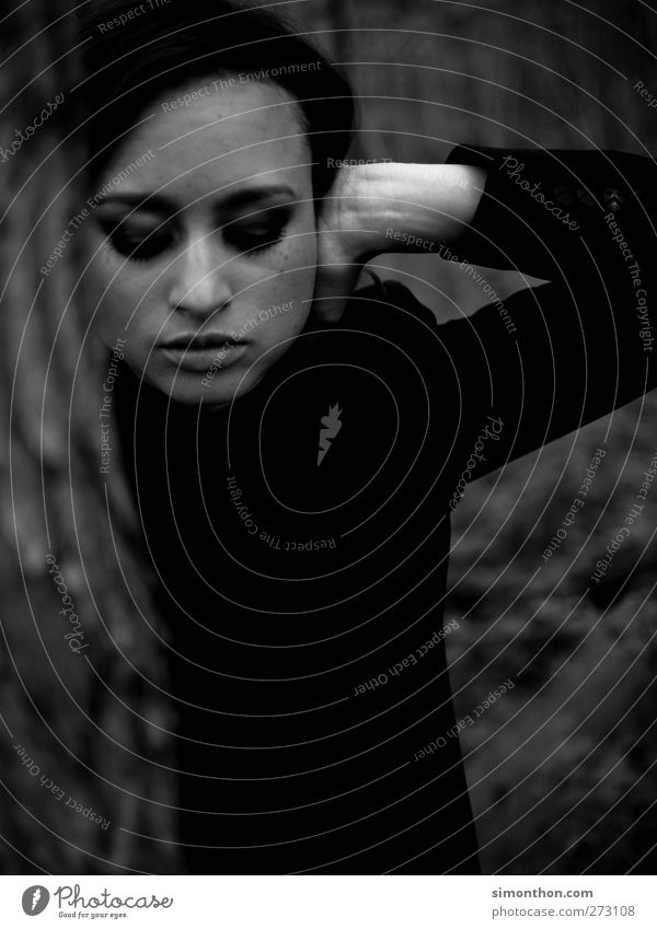ruhe Mensch Natur Erholung Einsamkeit ruhig Leben Gefühle Stimmung Zufriedenheit ästhetisch genießen Schutz Pause Hoffnung Frieden Schmerz
