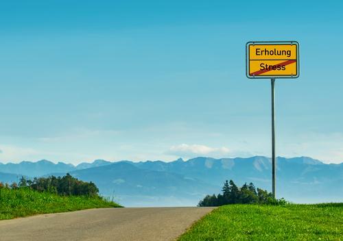 Ab in die Berge! Ferien & Urlaub & Reisen Sommer Sonne Erholung ruhig Ferne Berge u. Gebirge Gesundheit Straße Wege & Pfade Sport Glück Freiheit