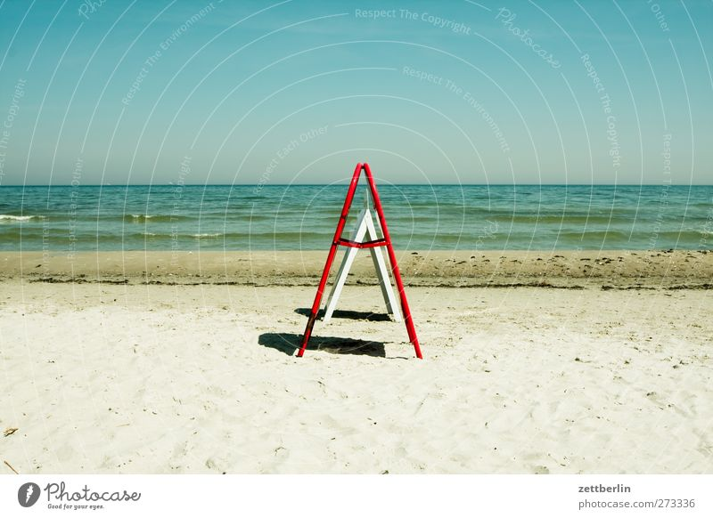 Sonderangebote Ferien & Urlaub & Reisen Sommer Strand Meer Dienstleistungsgewerbe Medienbranche Werbebranche Umwelt Natur Landschaft Sand Wasser Himmel