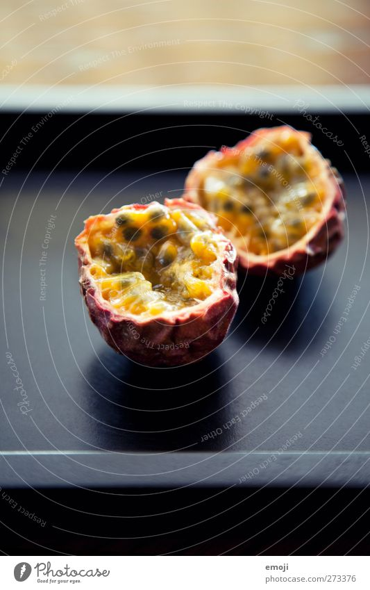 Passion Ernährung Frucht süß Süßwaren lecker Bioprodukte exotisch Vegetarische Ernährung fruchtig Maracuja