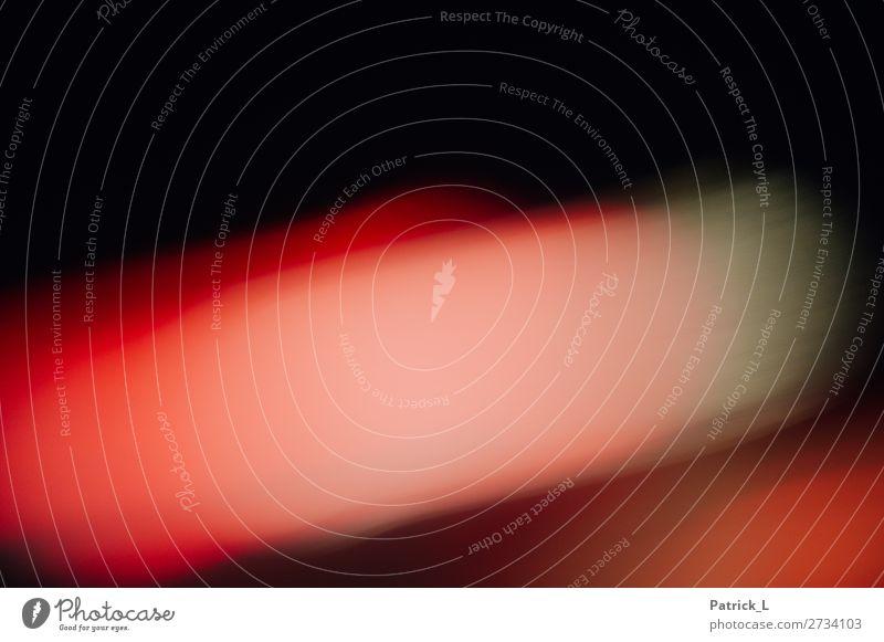 Lichterscheinung grün weiß rot schwarz gelb ästhetisch einzigartig exotisch Lichtspiel Lichtpunkt Lichteinfall