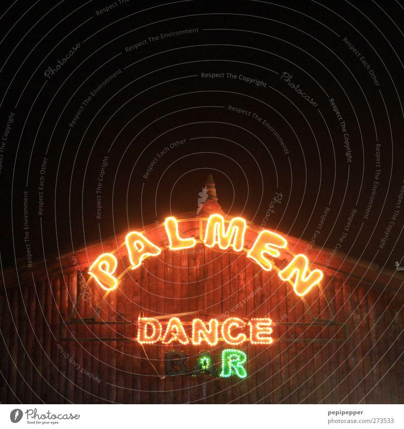 palmen dancer Lifestyle Ferien & Urlaub & Reisen Tourismus Feste & Feiern Tanzen Tanzveranstaltung Veranstaltung Party Hütte Fassade Schriftzeichen