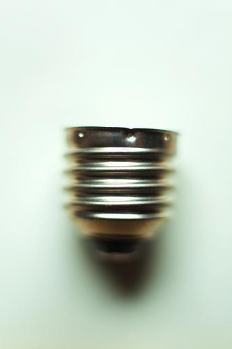 Fassung Beleuchtung Textfreiraum Elektrizität Kabel Glühbirne Klimawandel Erkenntnis elektrisch Halterung Klimaschutz Lampenfassung