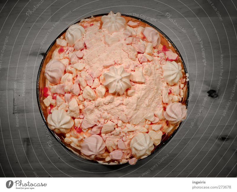 Nachtisch !!! weiß grau Feste & Feiern Stimmung orange rosa Frucht Lebensmittel Geburtstag Ernährung Dekoration & Verzierung Speiseeis süß rund fantastisch genießen