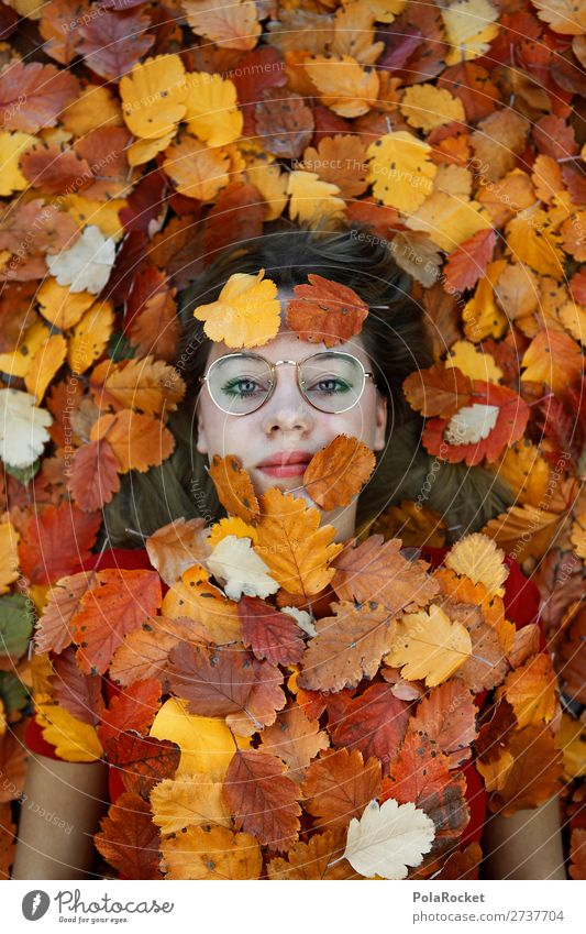 #A# naturverbunden Kunst Kunstwerk ästhetisch Herbst Herbstlaub herbstlich Herbstfärbung Herbstbeginn Herbstwald Herbstwetter Herbstlandschaft Herbstwind Frau