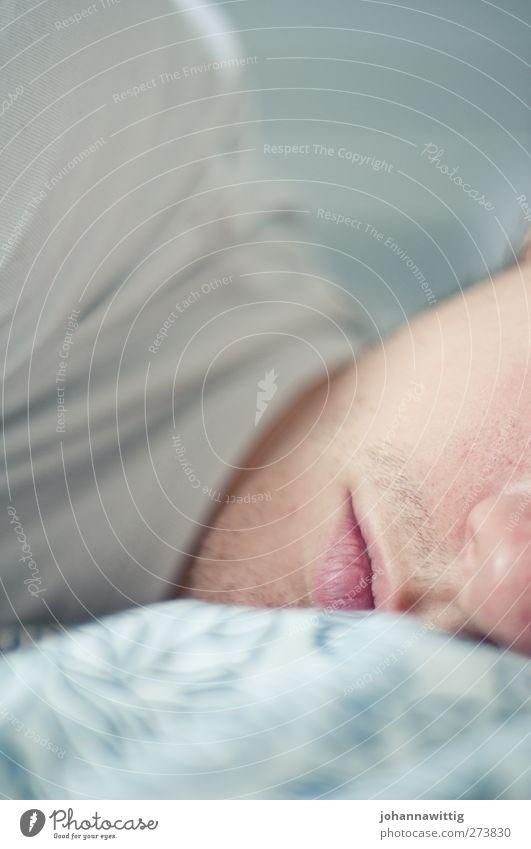 sigh no more. I Mensch Jugendliche weiß Einsamkeit ruhig Erwachsene Erholung Leben Traurigkeit hell Junger Mann 18-30 Jahre maskulin authentisch schlafen T-Shirt