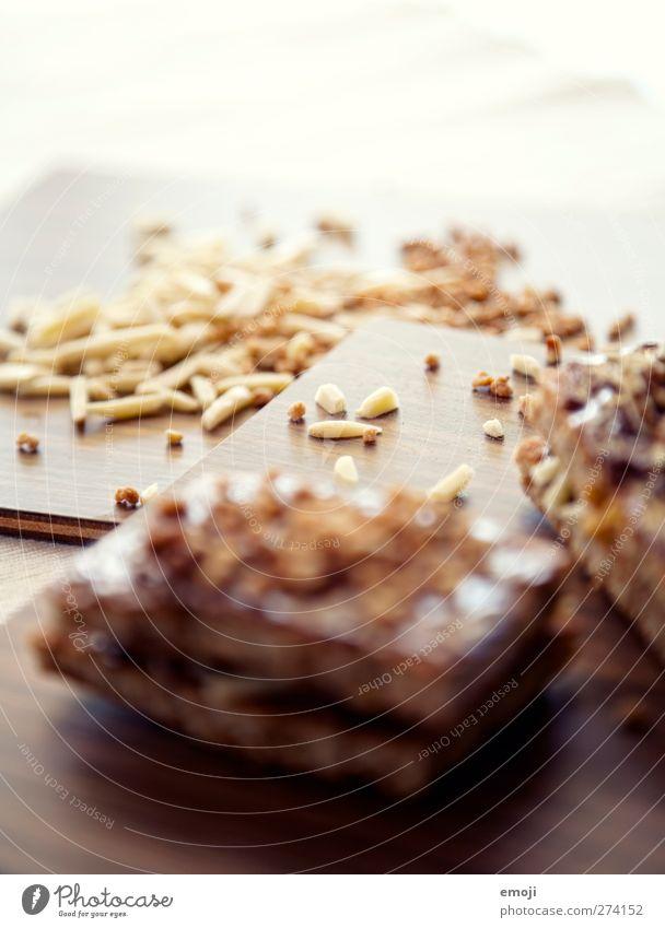Mandeln Ernährung Süßwaren lecker Schokolade Keks Streusel knusprig
