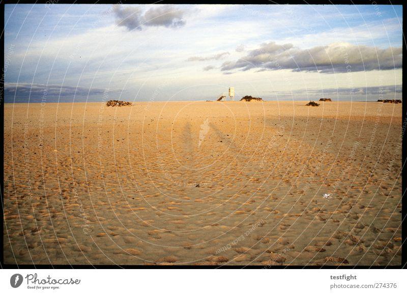 strand Natur Ferien & Urlaub & Reisen Sonne Strand Wolken ruhig Landschaft Tourismus