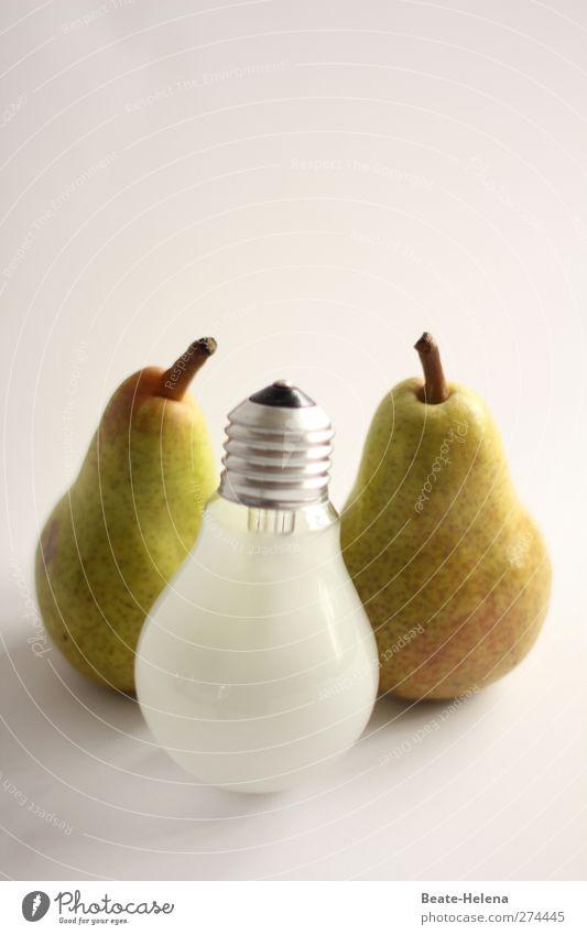 Birnen-Potpourri grün Frucht Energiewirtschaft Ernährung Lifestyle kaufen retro genießen Bioprodukte Figur Glühbirne Mischung Dessert Vegetarische Ernährung