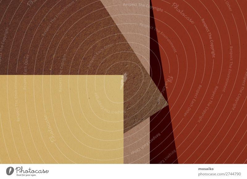 Nahaufnahme des abstrakten Hintergrunds - braunes Grafikdesign Lifestyle elegant Stil Design Basteln Bildung Studium lernen Bildungsreise Arbeitsplatz Büro