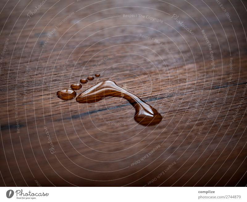 Barfuß Wassertropfen Freude schön Körperpflege Gesundheit Alternativmedizin Wellness harmonisch Wohlgefühl Erholung Duft Spa Massage Sauna Dampfbad Schwimmbad