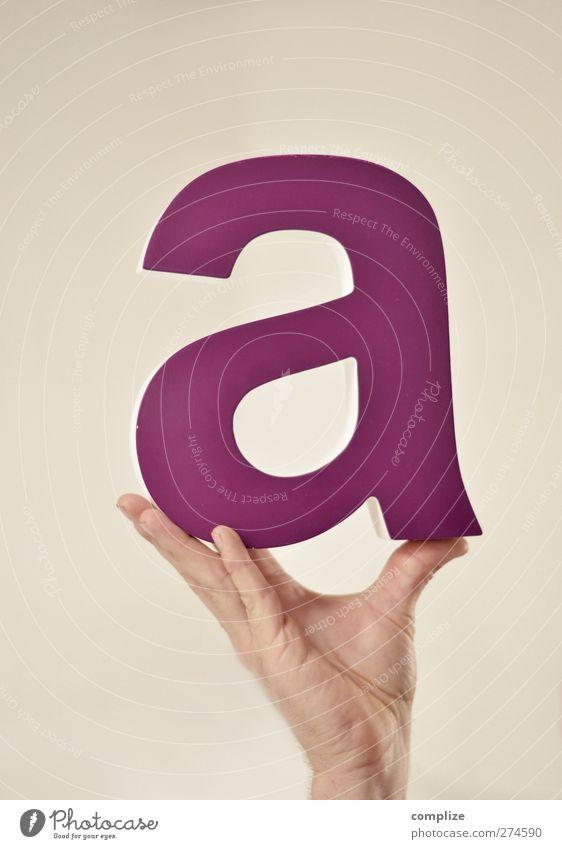 o ein a alt Stil Schule Innenarchitektur Design Studium Schriftzeichen ästhetisch Dekoration & Verzierung lernen Lifestyle Buchstaben Bildung Zeichen violett Schüler