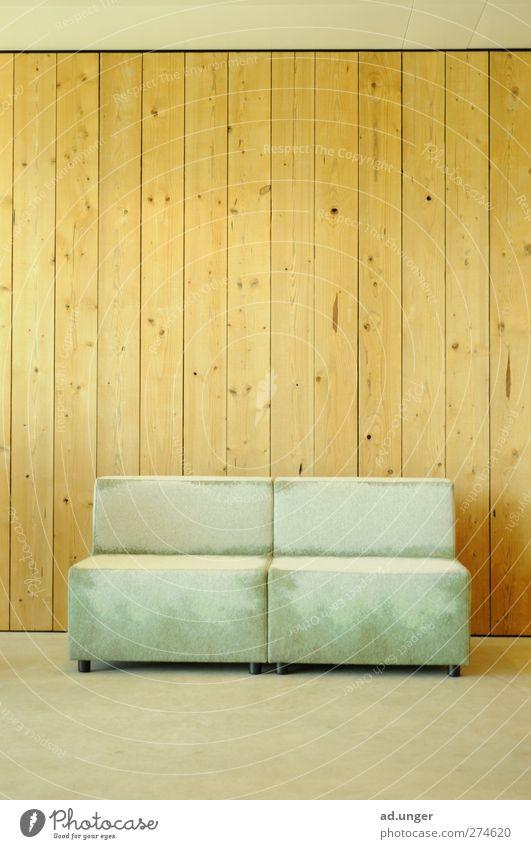 2x Sitzen Architektur Schreibwaren Stein Beton Holz Leder gebrauchen hängen sitzen warten Armut ästhetisch Coolness einfach Pause Sitzgruppe 2 Sitzer Betonsitz