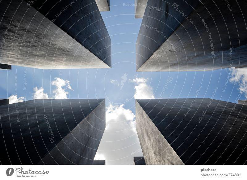 Berlin Traurigkeit Design Denkmal Sehenswürdigkeit