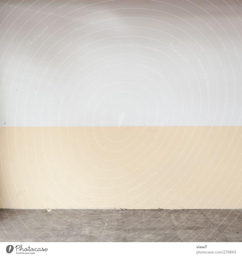 #efe4d0 alt gelb Wand Architektur Mauer Stein Gebäude Innenarchitektur Linie Raum Wohnung Fassade Ordnung Beton modern frisch