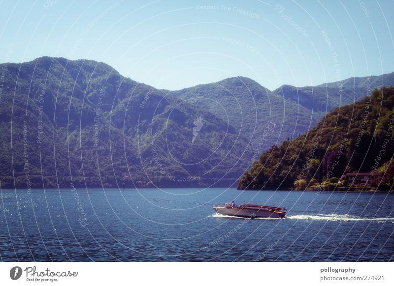 die schönen alten Zeiten (III) Ferien & Urlaub & Reisen Tourismus Ausflug Abenteuer Ferne Freiheit Kreuzfahrt Sommerurlaub Sonne Meer Insel Wellen