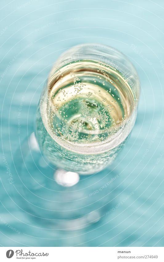 Hugo Sommer Erholung Feste & Feiern glänzend modern frisch Getränk trinken genießen Erfrischung lecker trendy Alkohol Cocktail Durst Sucht