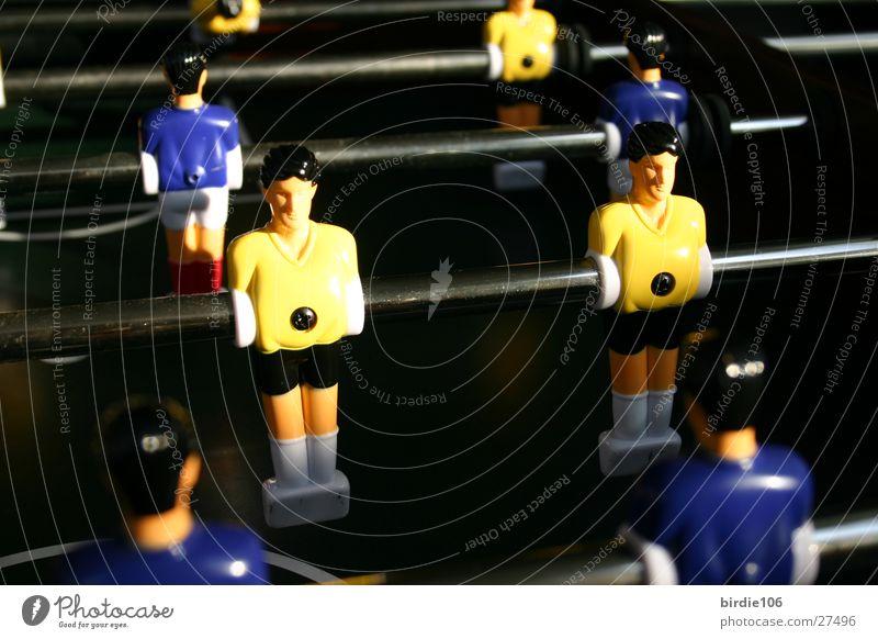 Ganze Kerle 02 Tischfußball Spielzeug Spielfigur Freizeit & Hobby