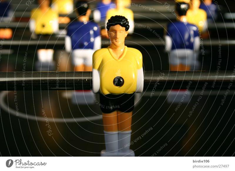 Ganze Kerle 01 Spielen Fußball Freizeit & Hobby Spielzeug Tischfußball