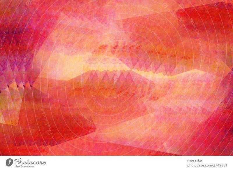 rosa abstrakter Hintergrund Lifestyle elegant Stil Design exotisch Freude Kunst ästhetisch Zufriedenheit Energie entdecken Gefühle Kommunizieren kompetent