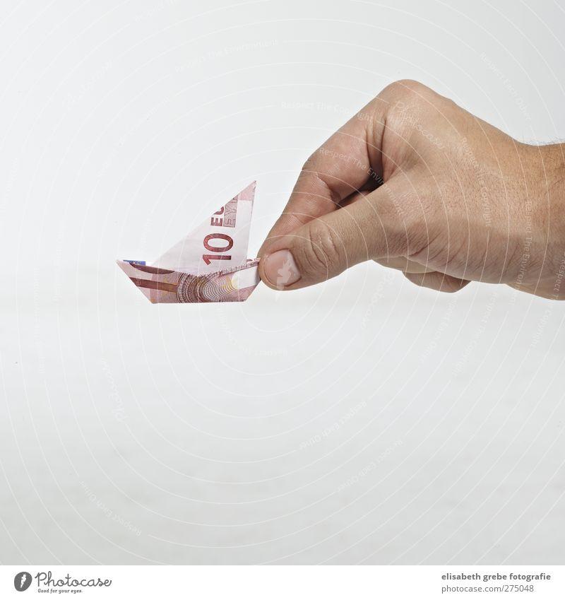 Segelschiff Mensch Ferien & Urlaub & Reisen Hand Ferne Freiheit Business maskulin Erfolg Tourismus Abenteuer Geld Sicherheit Geldinstitut Segeln Reichtum