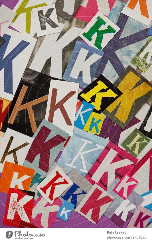 #A# KKKKK Kunst Kunstwerk ästhetisch Buchstaben Buchstabensuppe Buchstabennudeln viele Typographie Kreativität Schriftzeichen Sprache Farbfoto mehrfarbig