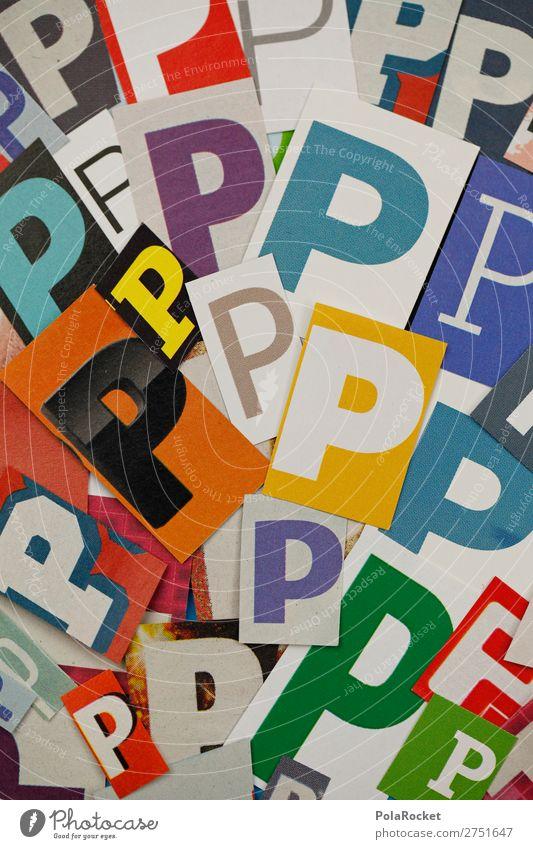#A# PPPPP Kunst Kunstwerk ästhetisch Buchstaben Buchstabensuppe viele Typographie Design Sprache Fremdsprache gestalten Telekommunikation Farbfoto mehrfarbig