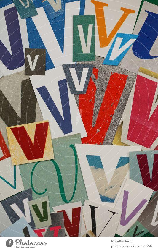 #A# VVVVV Kunst Kunstwerk ästhetisch Buchstaben Buchstabensuppe Buchstabennudeln viele Kreativität gestalten Design Farbfoto mehrfarbig Innenaufnahme