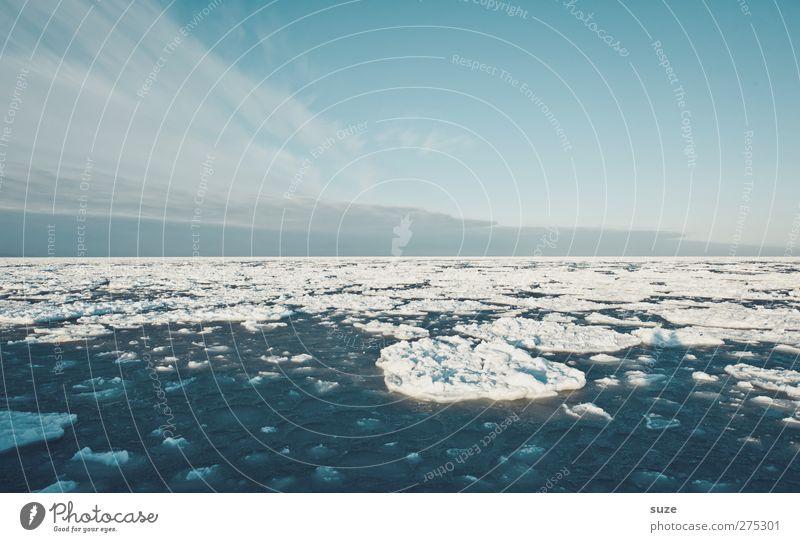 Eisland Himmel Natur blau weiß Meer Einsamkeit Winter Landschaft Umwelt kalt Schnee Küste Luft Horizont außergewöhnlich