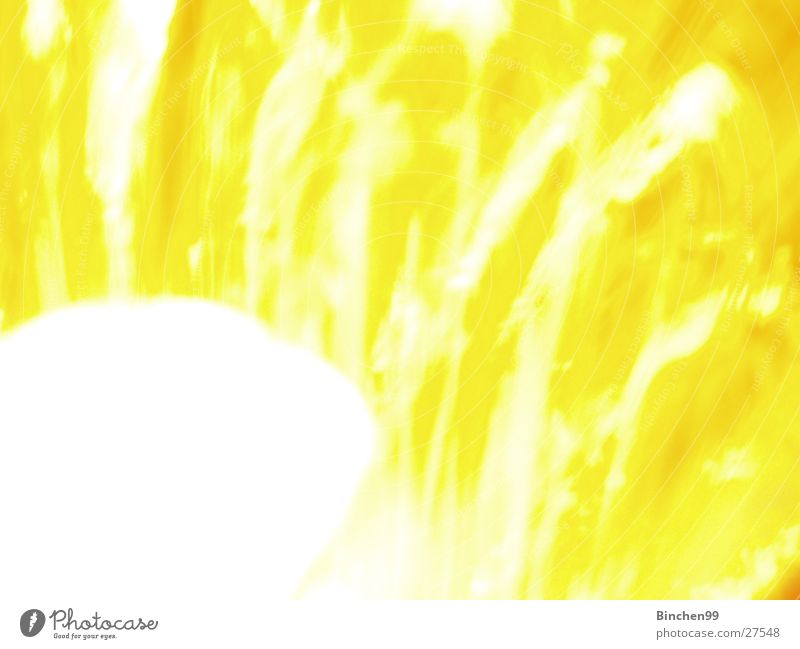 Gelb/Weiß 2 weiß gelb Linie Beleuchtung Wellen Hintergrundbild blenden