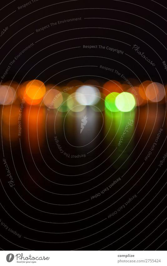 Lichtpunkte am Rhein Hintergrundbild Feste & Feiern Party Musik Bar Club Köln Disco Nachtleben Entertainment Diskjockey ausgehen Lichteffekt hochkant