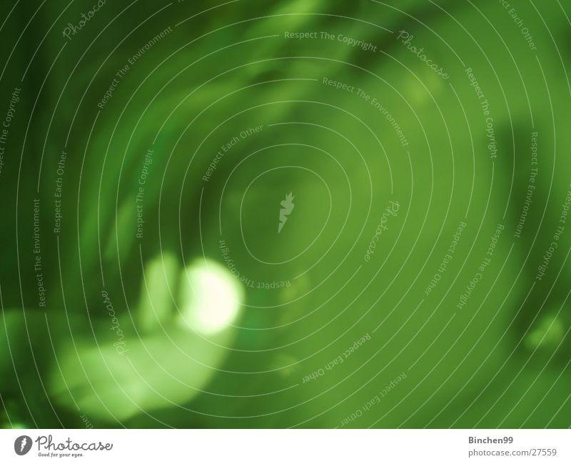 grüner No4 schwarz weiß Hintergrundbild durcheinander Nebel Licht Langzeitbelichtung velauf Kreis Punkt