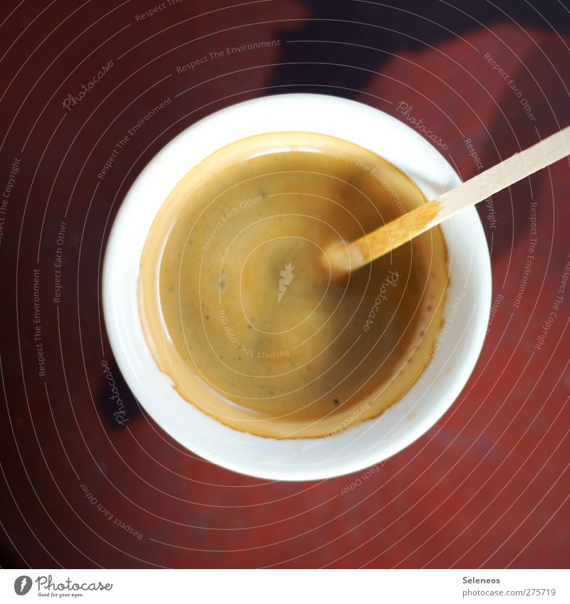 Käffchen? Ernährung Lebensmittel nass frisch Getränk Kaffee Küche nah Geschirr Tasse Frühstück lecker Becher Espresso Kaffeetrinken Heißgetränk