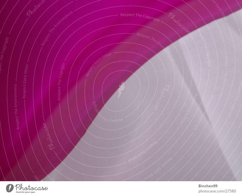 Rosa Welle weiß Farbe 2 Wellen rosa Hintergrundbild obskur quer