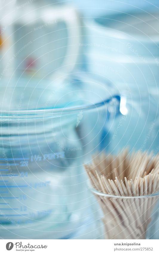 babyblau, die 2te Geschirr Schalen & Schüsseln Glas Kannen Zahnstocher messbecher Häusliches Leben Wohnung Innenarchitektur Dekoration & Verzierung Küche rund