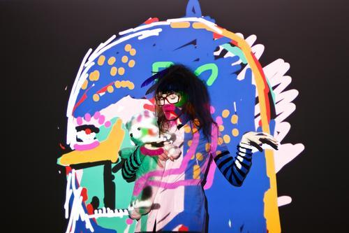 farbenspiel Lifestyle Stil Design Mensch feminin Junge Frau Jugendliche Erwachsene 1 außergewöhnlich trendy einzigartig trashig ästhetisch Identität Inspiration