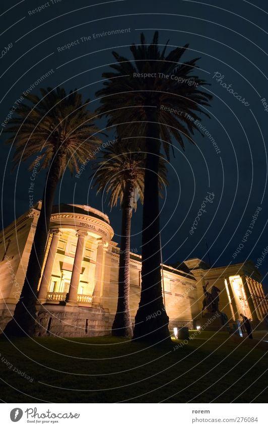 Kunstgalerie von New South Wales Ferien & Urlaub & Reisen Tourismus Sightseeing Entertainment Ausstellung Museum Kultur Sydney Architektur historisch Empore