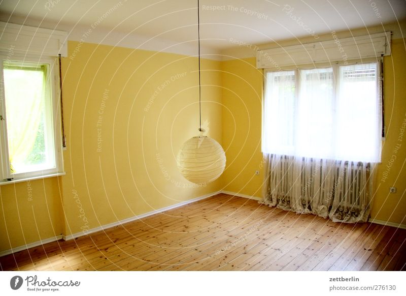 Zimmer schön Haus Fenster Wand Architektur Mauer Gebäude Innenarchitektur Lampe Autofenster Raum Wohnung leer Häusliches Leben gut Umzug (Wohnungswechsel)
