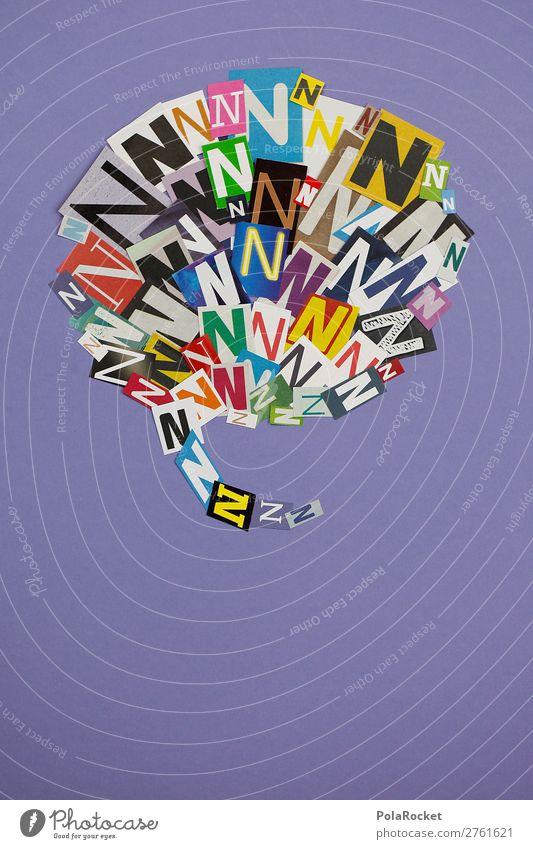 #AJ# N wie Nordpol Kunst Kunstwerk ästhetisch Buchstaben Buchstabensuppe Telekommunikation sprechen Kommunizieren Kommunikationsmittel viele Typographie
