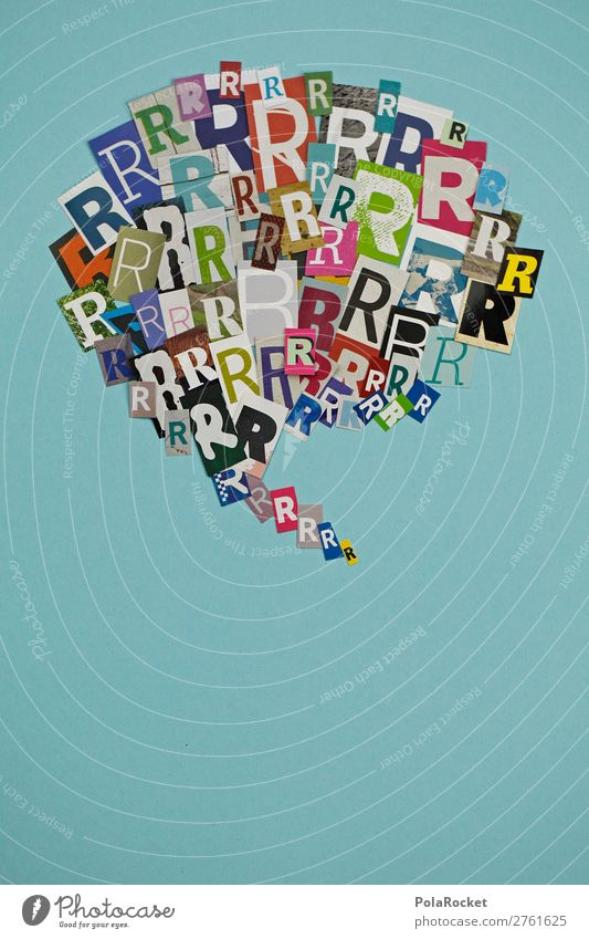 #AJ# R wie Richard Kunst Kunstwerk ästhetisch Typographie Design Designwerkstatt Kreativität Idee Telekommunikation sprechen Kommunizieren Kommunikationsmittel
