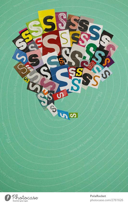 #AJ# S wie Siegfried Kunst Kunstwerk ästhetisch Typographie Schriftzeichen Buchstaben Buchstabensuppe Buchstabennudeln Telekommunikation sprechen Kommunizieren