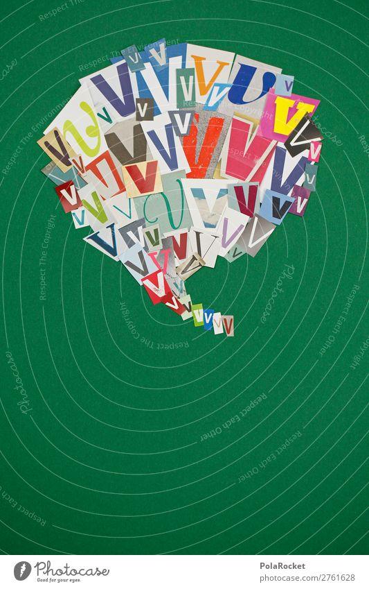 #AJ# V wie Viktor Kunst Kunstwerk ästhetisch Typographie Schriftzeichen Buchstaben Buchstabensuppe Buchstabennudeln Telekommunikation sprechen Kommunizieren